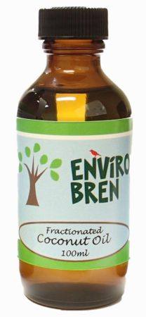 EnviroBren Fractionated Coconut Oil 100ml